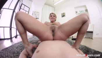 Hot milf creampied by younger dick